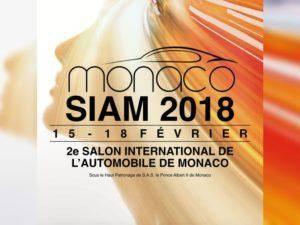 EDEN en vedette au prochain salon du SIAM à Monaco