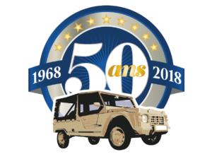 EDEN fête les 50 ans de la Méhari au Salon Rétromobile
